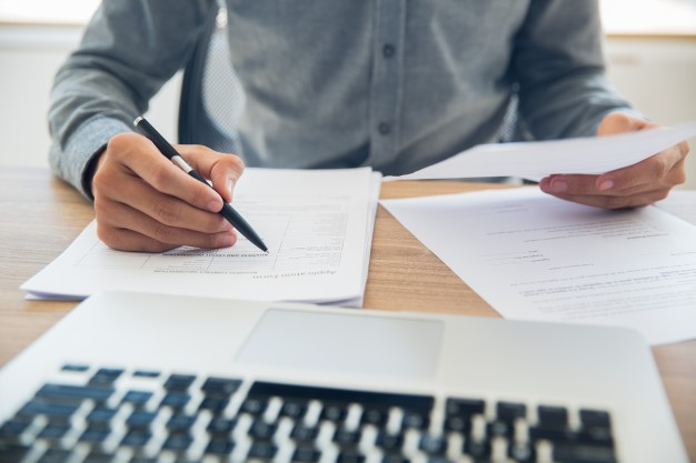 Dowody i dokumenty podczas kontroli urzędu skarbowego