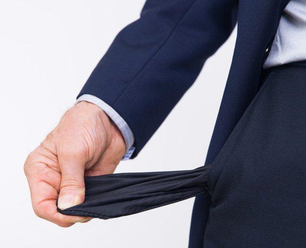 Pozorne bankructwo i ukrywanie majątku, pieniędzy przez dłużnika  jako przestępstwo - art. 301 kodeksu karnego