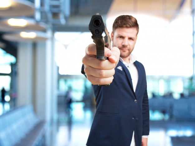 Broń palna, alarmowa, sygnałowa i amunicja