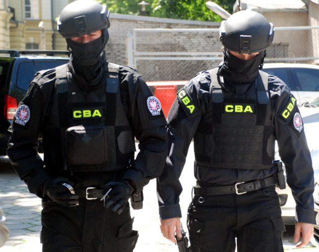 Kontrola dokonana przez Centralne Biuro Antykorupcyjne CBA